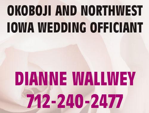 Dianne Wallwey - Officiant