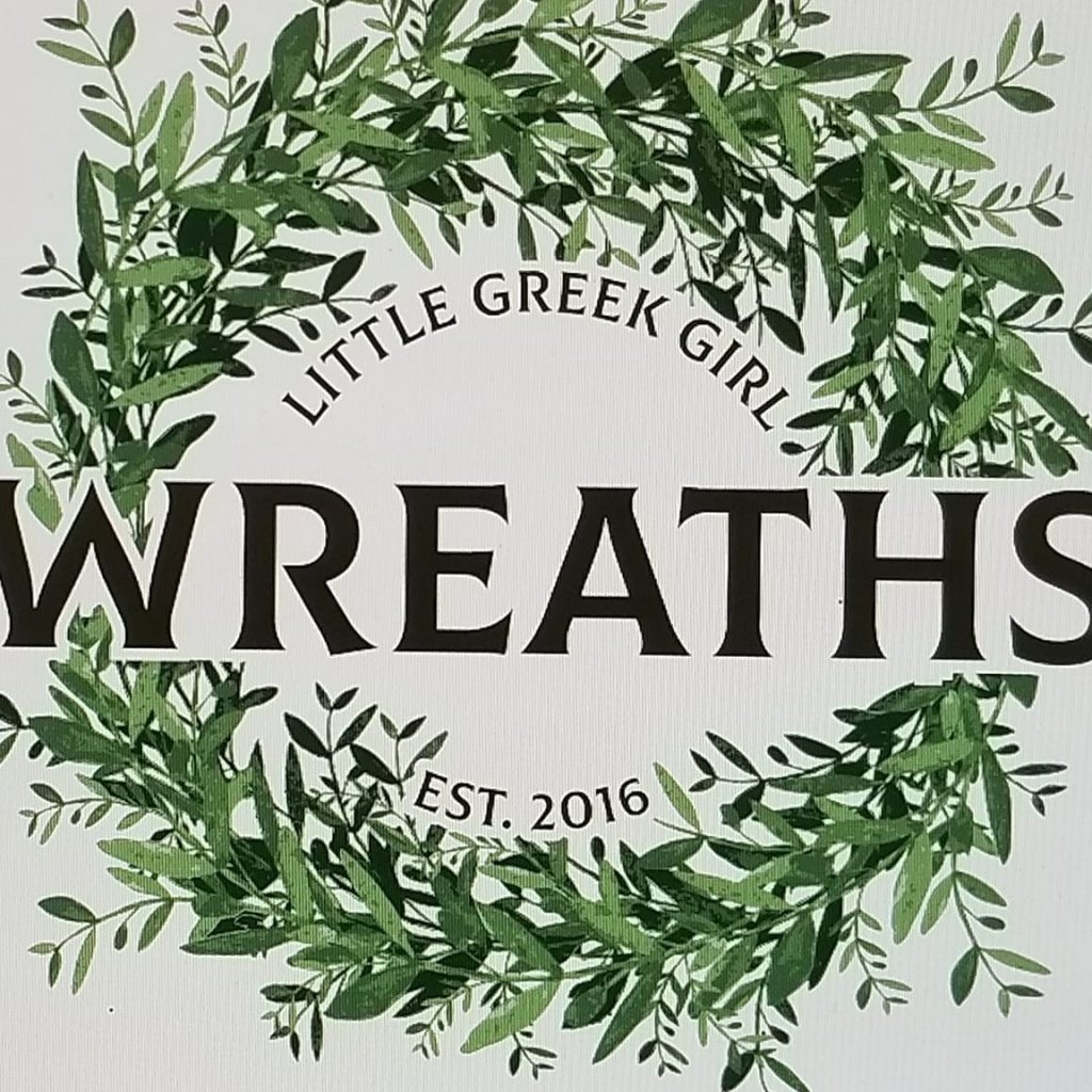 Little Greek Wreaths