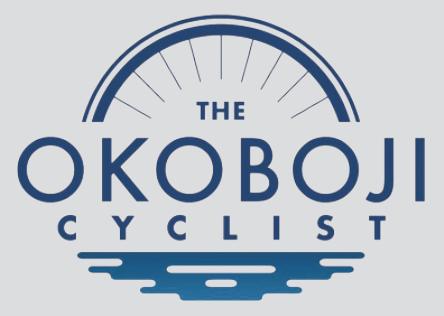 Okoboji Cyclist