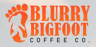 Blurry Bigfoot Coffee Company